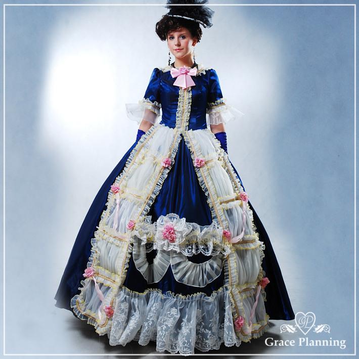 ドレスショップ grace企画 / サイズオーダー お姫様ドレス